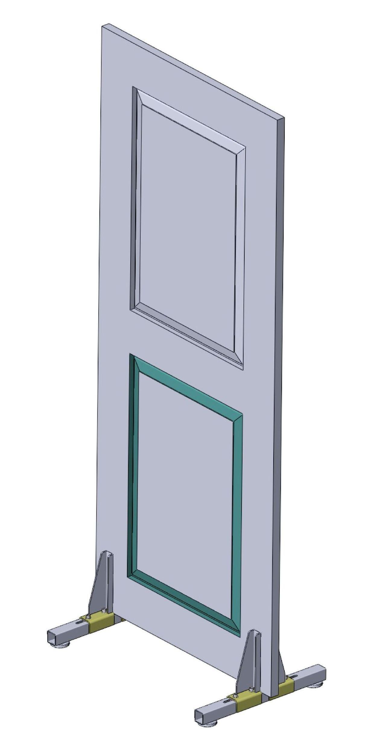 Экспозиторы для дверей своими руками