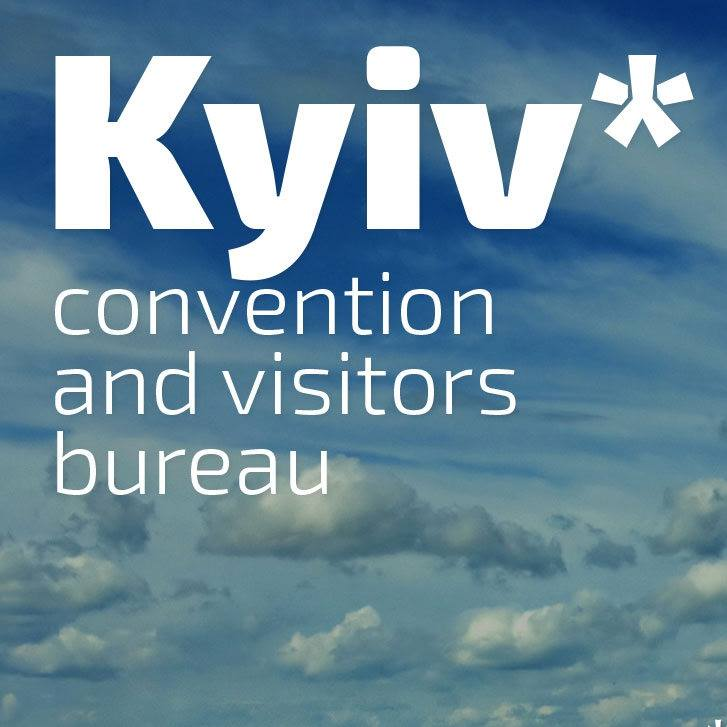 Информационный партнер Кyiv Convention and Visitors Bureau