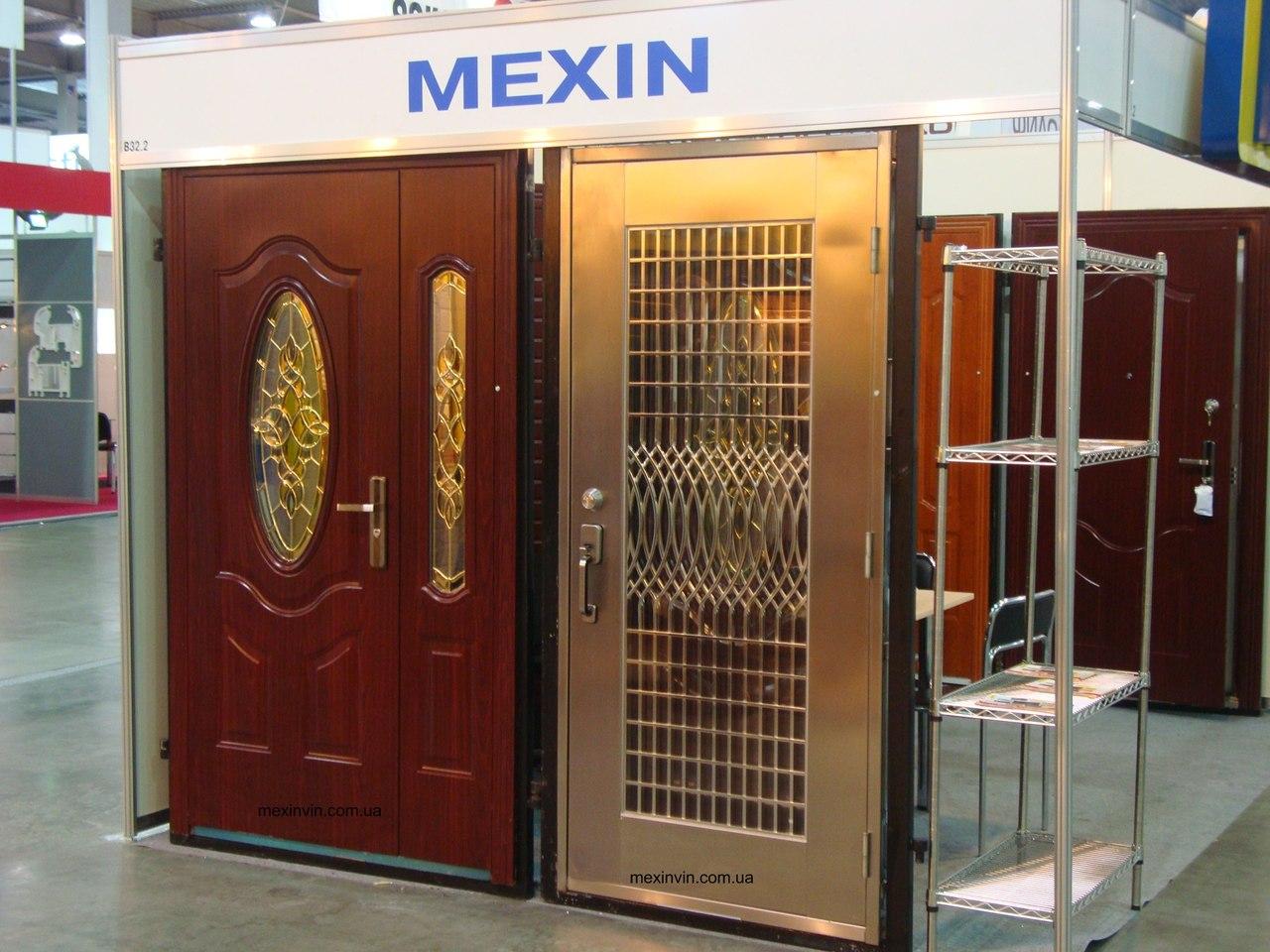 входные металлические двери оптова