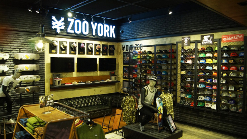 Zoo York is a men's & women's clothing store — primarily featuring skater, urban casual wear. ShopSleuth found 99 men's & women's clothing stores similar to Zoo York.