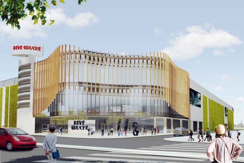 Ашан откроет в ТЦ Rive Gauche гипермаркет площадью 15 тыс. кв. м. 424d35c060fde