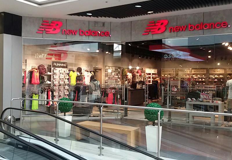 В чем особенности нового магазина New Balance в ТРК «Солнечная Галерея»  581de2e0293b8
