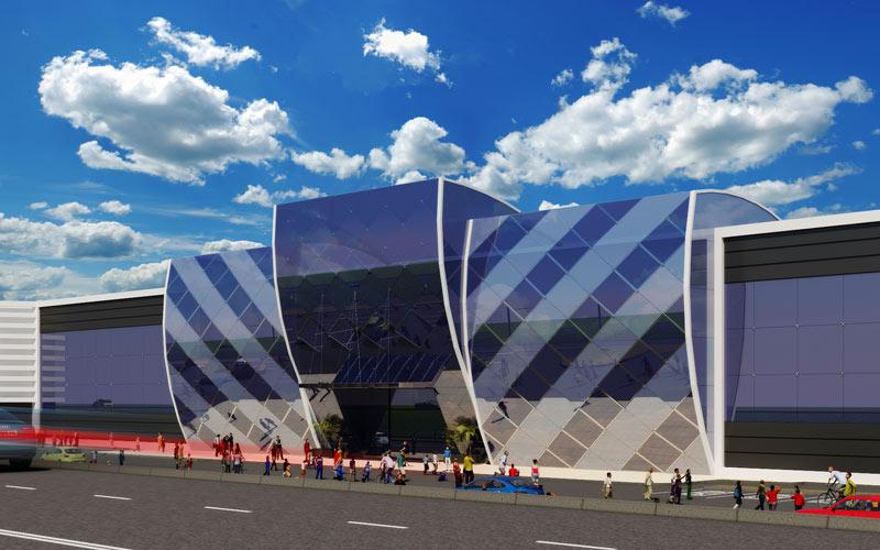 702d75a464ab Официальное открытие ТРЦ Lavina Mall снова перенесли – на ноябрь ...