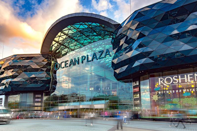 ТРЦ Ocean Plaza готовится к своему первому пятилетию bbf8d952e2435