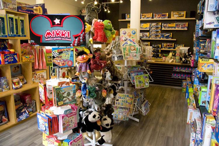 сеть магазинов детская игрушка