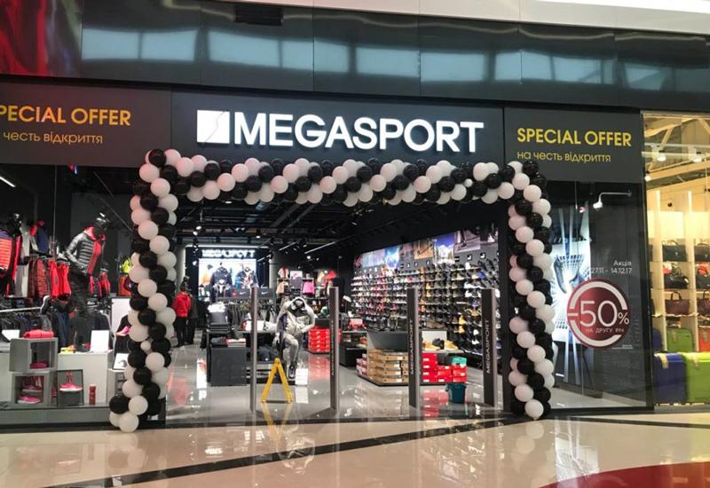 Магазин MEGASPORT в новом формате запустился в Lavina Mall  36f10f14d74cb