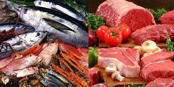 Рыба и мясо дорожают наперегонки