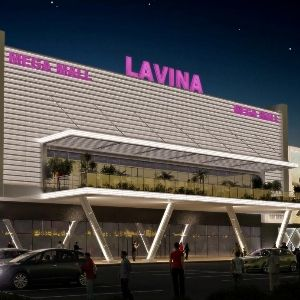 Первая очередь нового ТРЦ Lavina Mall откроется в Киеве в 2014 году
