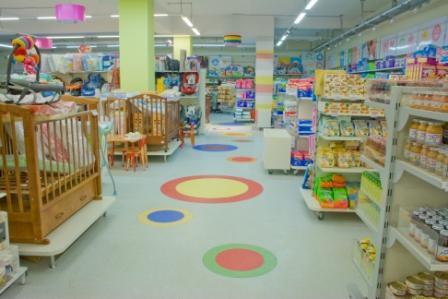 кэш энд керри магазин детских товаров