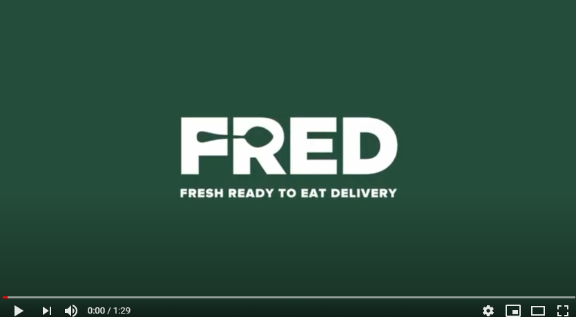 FRED - Fresh Ready to Eat Delivery