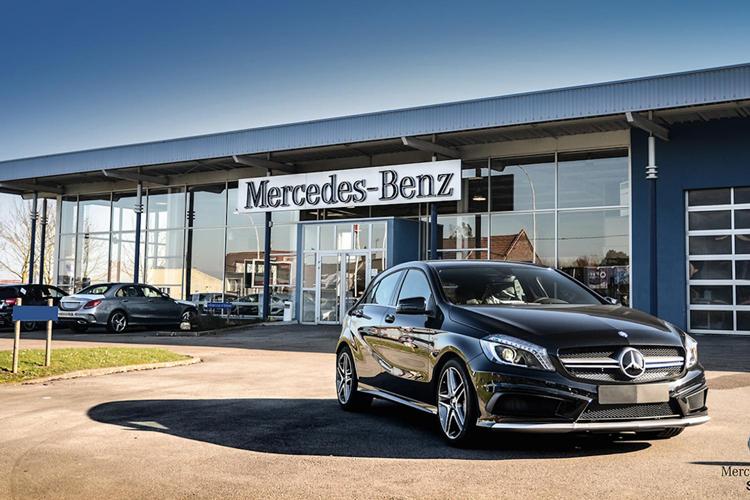 Mercedes Benz Bmw Audi названы лидеры продаж авто премиум класса