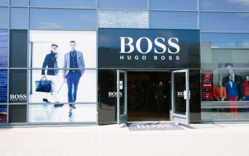 6fd4b50cfa3 Мировой бренд HUGOBOSS открывает фирменный магазин в OceanPlaza ...